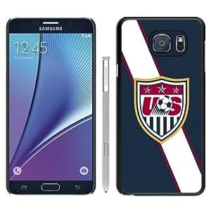Popular Samsung Galaxy Note 5 Edge Cover Case ,USA Soccer 4 Black Samsung Galaxy Note 5 Edge Case Hot Sale And Unique Designed Phone Case