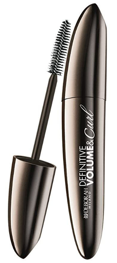c527b8f42f6 Buy Deborah Definitive Volume and Curl Mascara, Brown Online at Low Prices  in India - Amazon.in