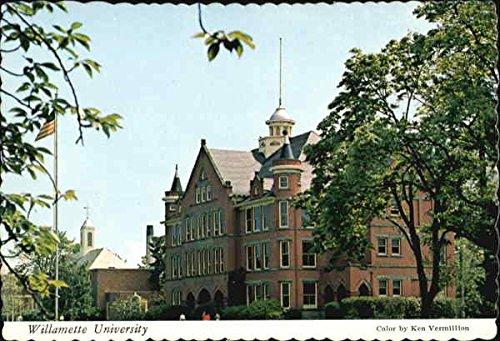 Willamette University Salem, Oregon Original Vintage ()