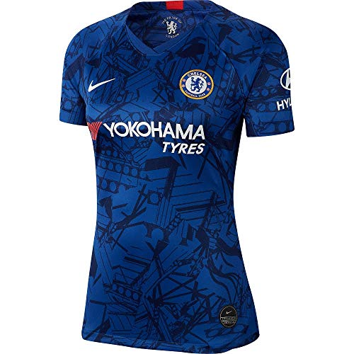 Chelsea Home Shirt - Nike Chelsea Woman Home Stadium Jersey 2019-20 (S) Blu