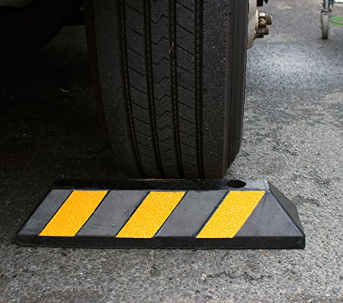 RK-BP22 Rubber Curb Truck Parking Block, 22 -Inch by RK (Image #5)