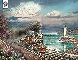 Blaylock - Bar Harbor Bound Puzzle - 750 Pieces