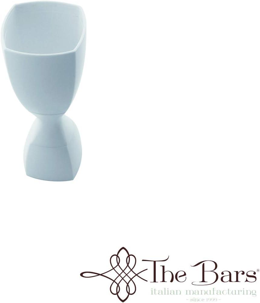 The bars Misurino in SBC Bianco da 25-50 ml