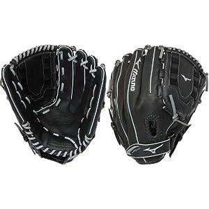 Mizuno 312481.FR90.15.1250 Premier GPM1254-Utility 12 1/2 Black Right hand glove (left hand throw).