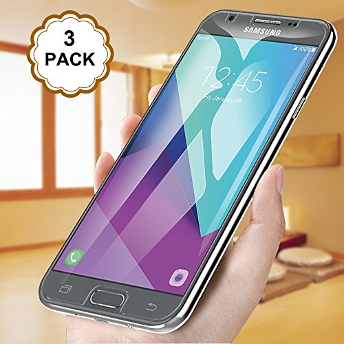 durable service [3-PACK] Samsung Galaxy J3 Eclipse Screen