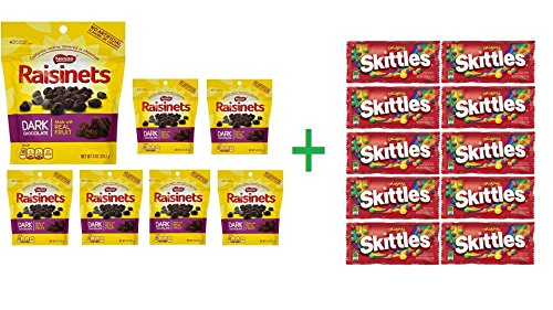 raisinets-dark-chocolate-candy-standaeurup-bag-11-oz-pack-of-7-10-pack-of-skittles-217-oz