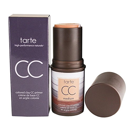 Tarte Colored Clay Cc Primer Medium 0.51 Oz