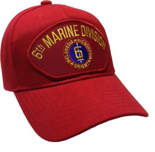 6th Marine Division Hat (Division Hat Marine)