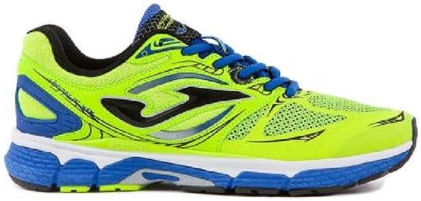 Joma - Zapatillas de running para hombre Hispalis 711 Amarillo Size: 40 EU: Amazon.es: Zapatos y complementos