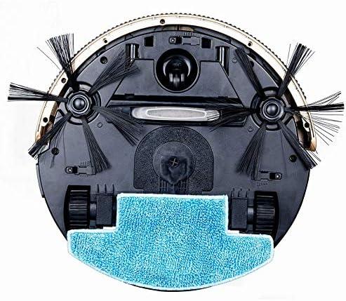 Robot de balayage Aspirateur Robot De Balayage Intelligent Ménage Ultra-mince Entièrement Automatique
