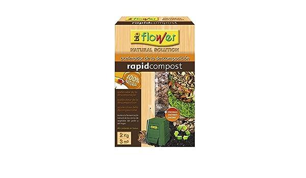 Flower Rapidcompost 2kg: Amazon.es: Jardín