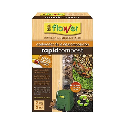Rapidcompost 2kg Flower: Amazon.es: Jardín