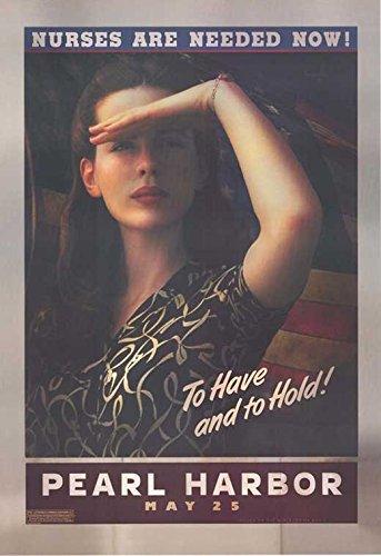 Pearl Harbor Poster C Ben Affleck Josh Hartnett Kate Beckinsale