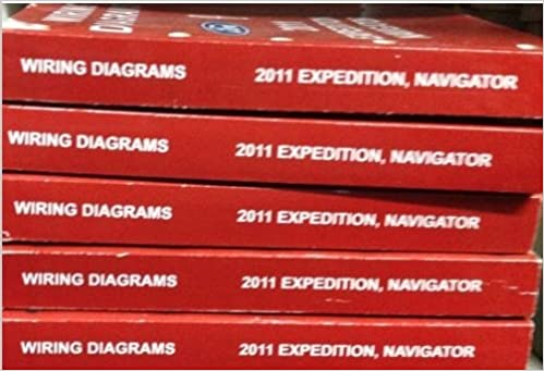 2011 expedition/navigator wiring diagram: ford: amazon com: books on 99