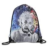 Scientists Universe Waterproof Drawstring Bag Sport Backpack