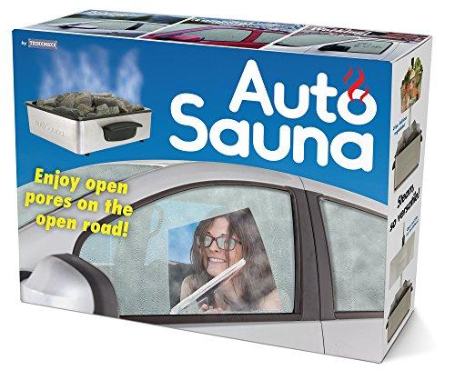 "Prank Pack ""Auto Sauna"" - Standard Size Prank Gift Box"