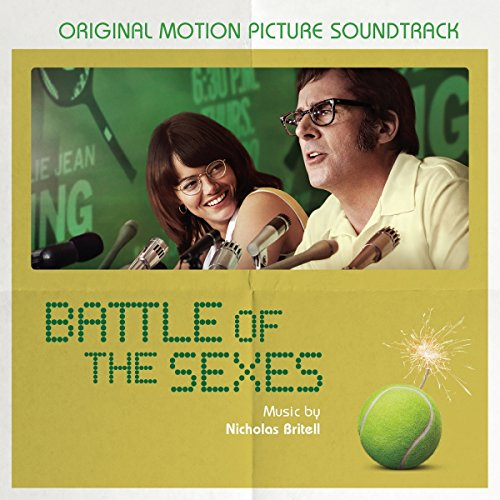 Nicholas Britell - Battle Of The Sexes (Original Score) (CD)