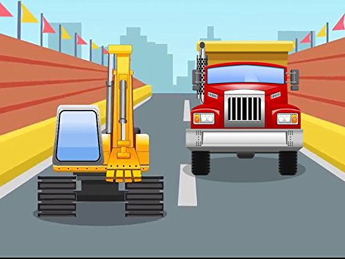 The Excavator and the Truck