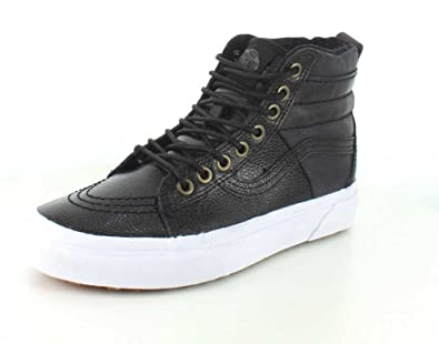 vans high top herren blau