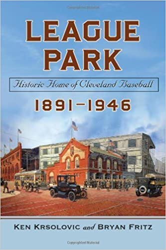 Téléchargement gratuit de e-book pour ipod nano League Park: Historic Home of Cleveland Baseball, 1891-1946 by Ken Krsolovic, Bryan Fritz (2013) Paperback MOBI