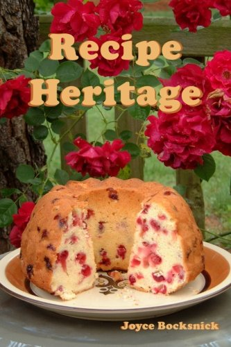 Recipe Heritage PDF Text fb2 book