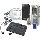 Olympus DS-2500DT Complete Digital Dictation and Transcription Starter Kit