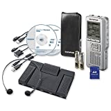 Olympus Complete Digital Dictation and Transcription Starter Kit