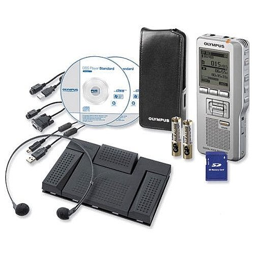 Olympus Complete Digital Dictation and Transcription Starter Kit by YBS