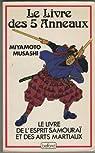 Le Livre des cinq anneaux par Musashi
