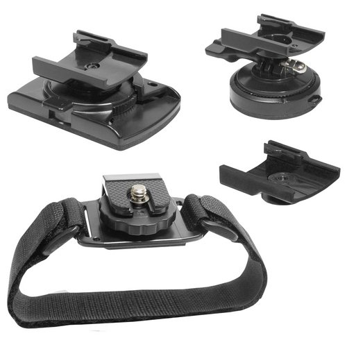 Midland Accessory Value Pack for Midland Action Camera. - Goggles Wholesale