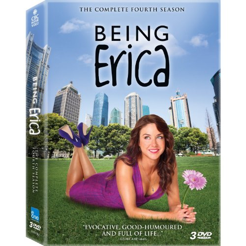 Being Erica: Season 4 - The Complete Fourth Season - 3 DVD Set