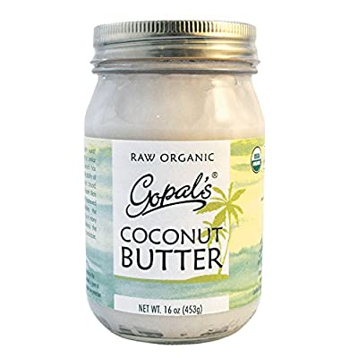 Gopal's Raw Organic Coconut Butter 16oz from Gopal's Healthfoods