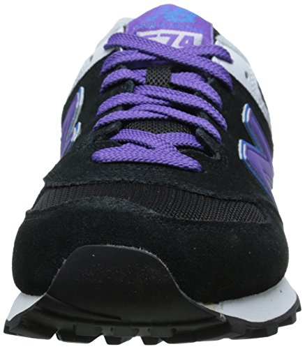 Black New Nbwl574mon Balance purple Donna Sneaker x7I7w0qnr