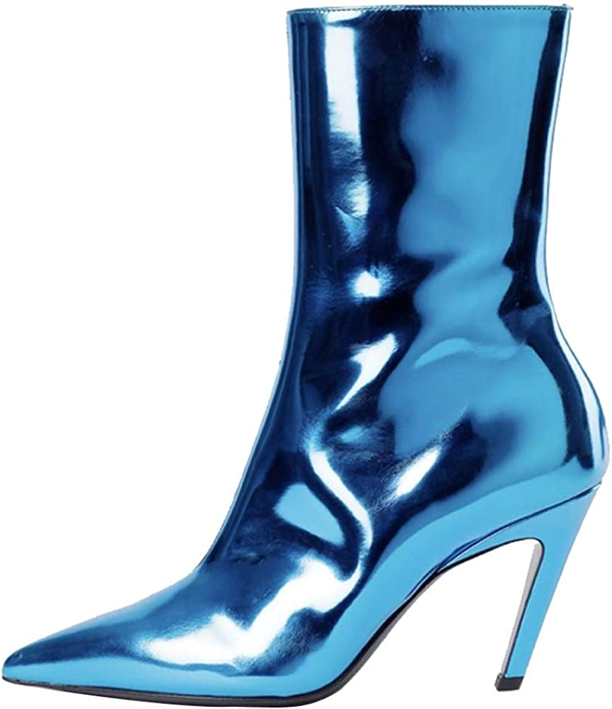 The Most Women's Pointed Toe Leather