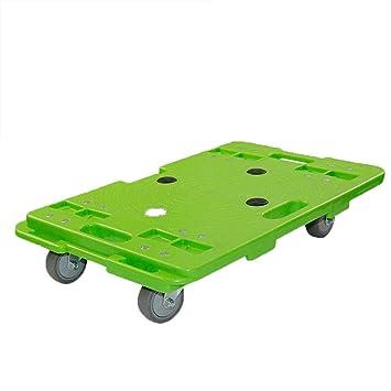 Carretillas de plataforma, Carretilla de mano casera Camión de carro plegable Carretilla elevadora de transporte