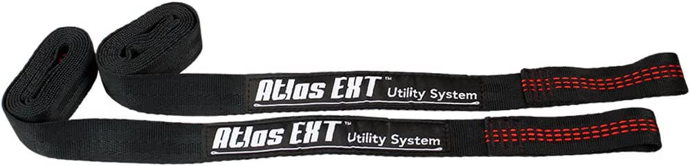 Set of 2 ENO Eagles Nest Outfitters Hammock Suspension Straps Atlas EXT Utility Straps