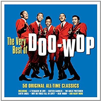 The Very Best Of Doo Wop Double Cd