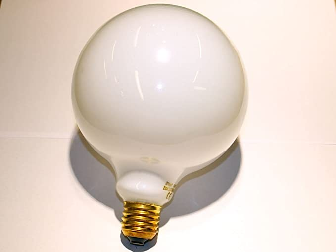Lampada incandescenza globolux diametro mm e w globo