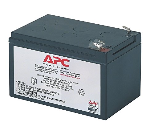 Price comparison product image APC UPS Replacement Battery Cartridge for Various APC UPS Models (RBC4)