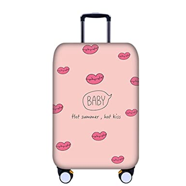 Meijunter Creative Anti-scratch Travel Suitcase Luggage Protector Cover 18-32