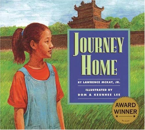 Library Book: Journey Home (Avenues)