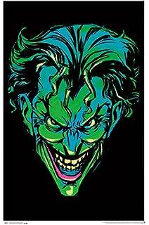 Trends International Neon Joker Black Light Wall Poster 23