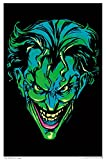 "Trends International Neon Joker Black Light Wall Poster 23"" x 35"""