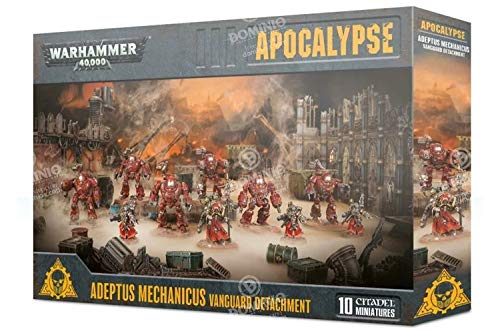 Which are the best warhammer 40k miniatures adeptus available in 2019?
