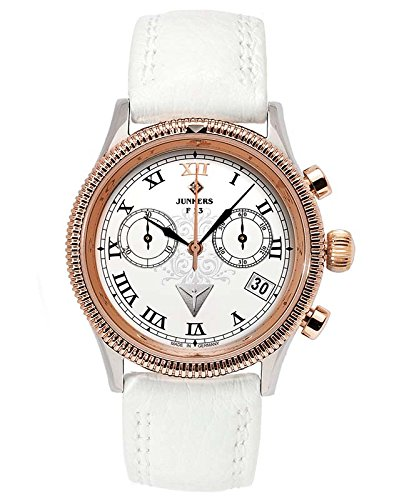 Womens Watches JUNKERS Chronograph F13 Lady 6585-5