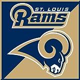 Turner NFL St. Louis Rams Note Cube (8080029)