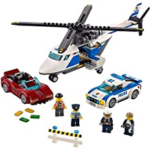 LEGO 6174391 City Police High-Speed Chase 60138 Building Kit