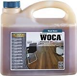 Woca Denmark Diamond Oil 2.5-Liter Natural - For Finishing of Wooden Floors