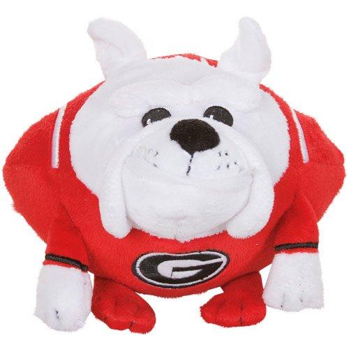 Fabrique Innovations NCAA Orbiez Plush Toy , Georgia Bulldogs