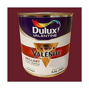 Lovely DULUX VALENTINE Laque Valénite Brillant Rouge Basque